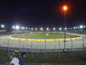 Foxhall Stadium - Foxhall Stadium