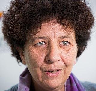 Frédérique Vidal French biochemist and politician
