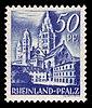 Fr. Zone Rheinland-Pfalz 1947 11 Dom in Mainz.jpg