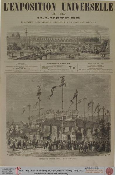 File:François Ducuing, Exposition universelle de 1867 illustrée, Band 1 - Heidelberg University.pdf