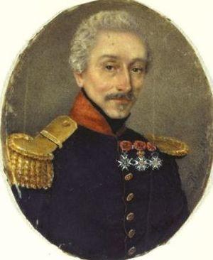 François de Fossa - François de Fossa c. 1840