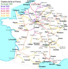 Carte France Gare | My blog