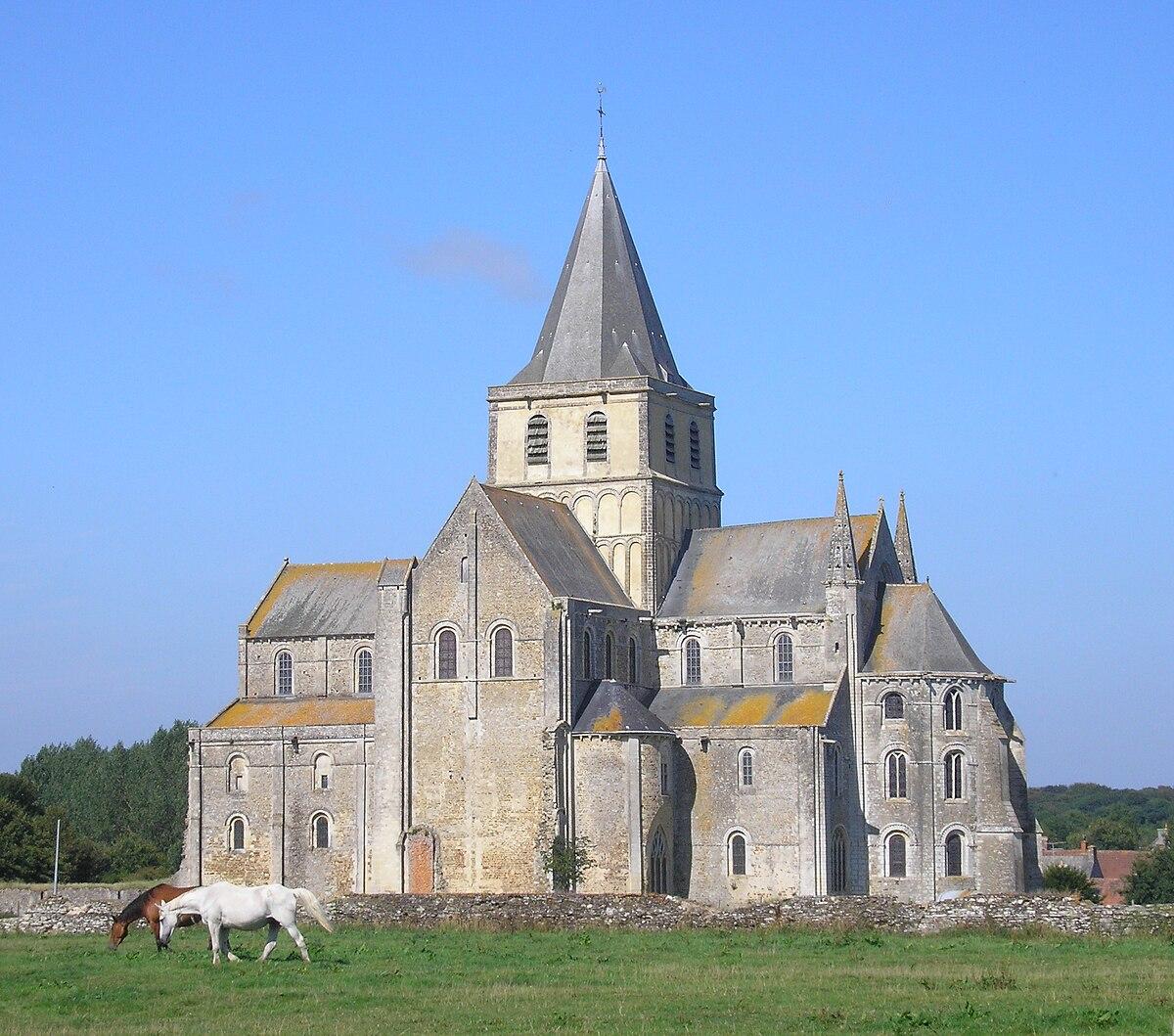French Romanesque Architecture Wikipedia