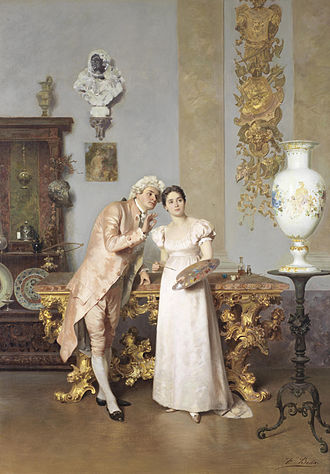 Francesco Beda - Art Lesson