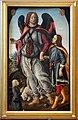 Francesco Botticini, Arcangelo Raffaele e Tobiolo, 1470-75 ca. 01.jpg
