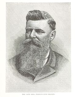 Francis Beaver Australian politician