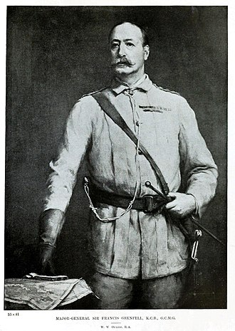 Francis Octavius Grenfell - Image: Francis Grenfell