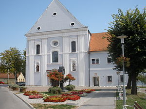 Slavonski Brod - Franciscan monastery