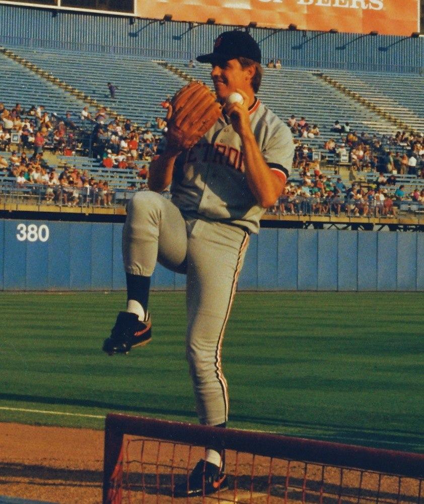 Frank Tanana 1992