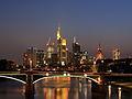 Frankfurt at Dusk - 2.JPG