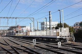 Frankston railway station