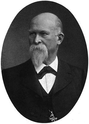 Franz König (surgeon) - Image: Franz König b 1832
