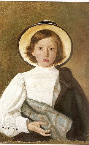 Lluïsa Vidal - Image: Frederic Vidal, 1895