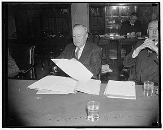 Frederick H. Ecker American businessman