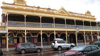 Freemasons Hotel (Toodyay) hotel in Toodyay, Western Australia