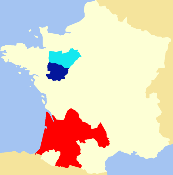 File:French counties of Anjou & Maine and the duchy of aquitaine.png