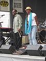 Freret Fest 2014 Charmaine Neville Brunious Trumpet.jpg