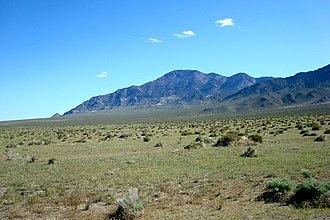San Francisco Mountains (Utah) - Image: Frisco Mountain UT
