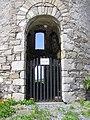 Front entrance, Wardtown Castle - geograph.org.uk - 1422770.jpg