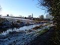 Frozen Canal - geograph.org.uk - 319304.jpg