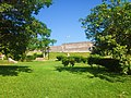 Fuerte y jardín en Bacalar, Q. Roo. - panoramio.jpg