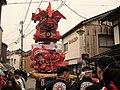 Fukuno Yotaka Festival Andon 01.jpg