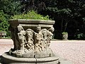 Fyvie Castle Fountain or Bird's Nest - geograph.org.uk - 507898.jpg