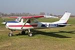 G-AVHM 170409 EGSM 7476 (35450697175).jpg