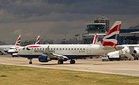 G-LCYH - E170 - BA CityFlyer