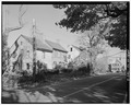 GENERAL VIEW OF STREETSCAPE IN ROADSTOWN - Town of Roadstown, Roadstown, Cumberland County, NJ HABS NJ,6-ROADST,1-2.tif