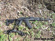 GP WASR-10 63 in After Market Tactical Setup