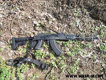 WASR-series rifles - Wikipedia