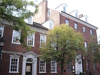 Gadsbys Tavern United States historic place