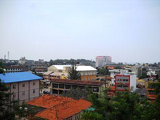 Southern Province, Sri Lanka - Galle, a major city in the Southern Province of Sri Lanka