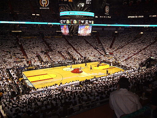 Game 3 of the 2006 NBA Finals