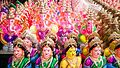 Ganesh Chaturthi Images - Shiva Parvati Ganesh images on display for sale.jpg