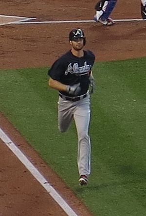 John Gant - Gant with the Braves in 2016