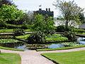 Garden Pond at Cotehele House - geograph.org.uk - 524397.jpg
