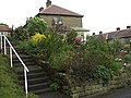 Garden on Upper Brig Road, Ripponden - geograph.org.uk - 1290554.jpg
