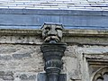 Gargoyle on the roof - geograph.org.uk - 1670063.jpg