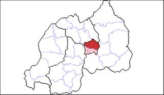 Gasabo District District in Rwanda