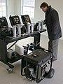 Gasoline-powered portable generators (5884715763).jpg