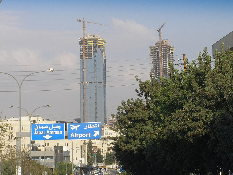 Gate Towers-Jordan-Amman-2