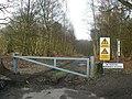 Gate to MOD training area - geograph.org.uk - 1202577.jpg