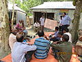 Gathering in a meeting of villagers in an Bangladeshi village 2015 42.jpg