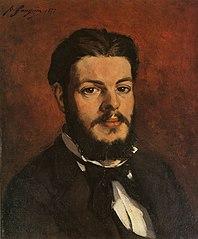 Portrait of Claude-Antoine-Charles Favre