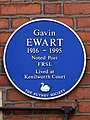 Gavin Ewart 1916-1995 (The Putney Society).jpg