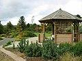 Gazebo, doorstep green, St Neot, Cornwall - geograph.org.uk - 957093.jpg