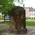 Gedenkstein für Frau Hölzel, Schillers Vermieterin - panoramio (1).jpg