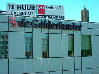 De Gelderlander Dutch newspaper